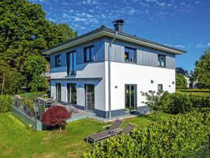 Außenansicht Stadtvilla Engelhardt von Baumeister-Haus