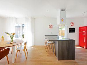 Entwurf Solaris von Fingerhut Haus Kochen