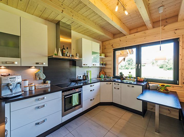 Entwurf Haus Mittelfranken von Fullwood Wohnblockhaus