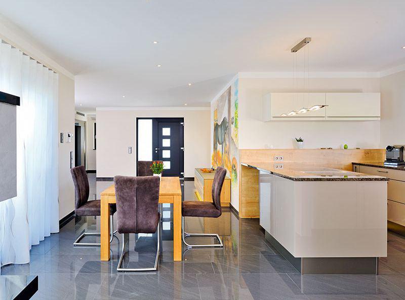 Kochbereich Haus Modicus M52 von Heinz von Heiden