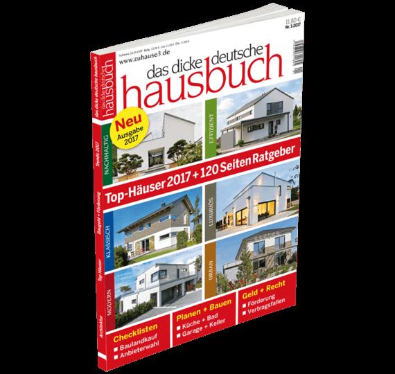 das dicke deutsche hausbuch 2017