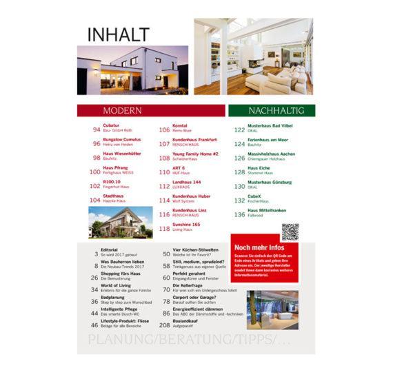 Inhaltsverzeichen das dicke deutsche hausbuch Seite 1