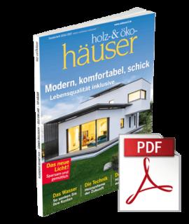 holz- & öko-häuser 2016/2017 - ebook