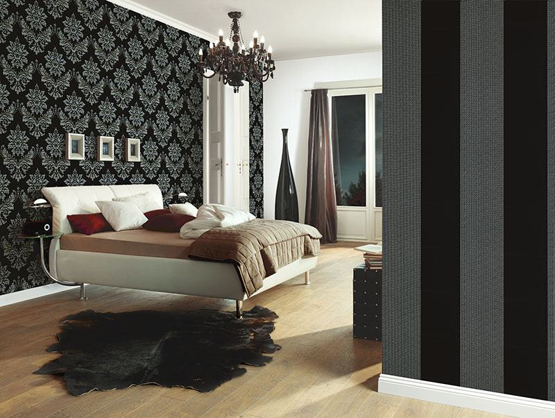 design von der rolle neue tapeten. Black Bedroom Furniture Sets. Home Design Ideas