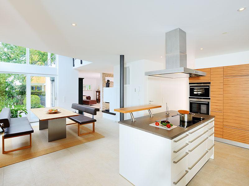Entwurf Haus Bittner von Fertighaus Weiss | zuhause3.de