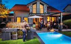 Outdoor-Küche (Foto: o-c-q.com)