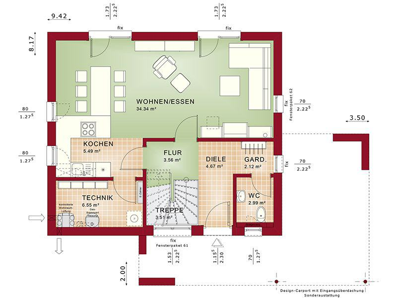 Grundriss Erdgeschoss Edition 1 V2 (Bien-Zenker)
