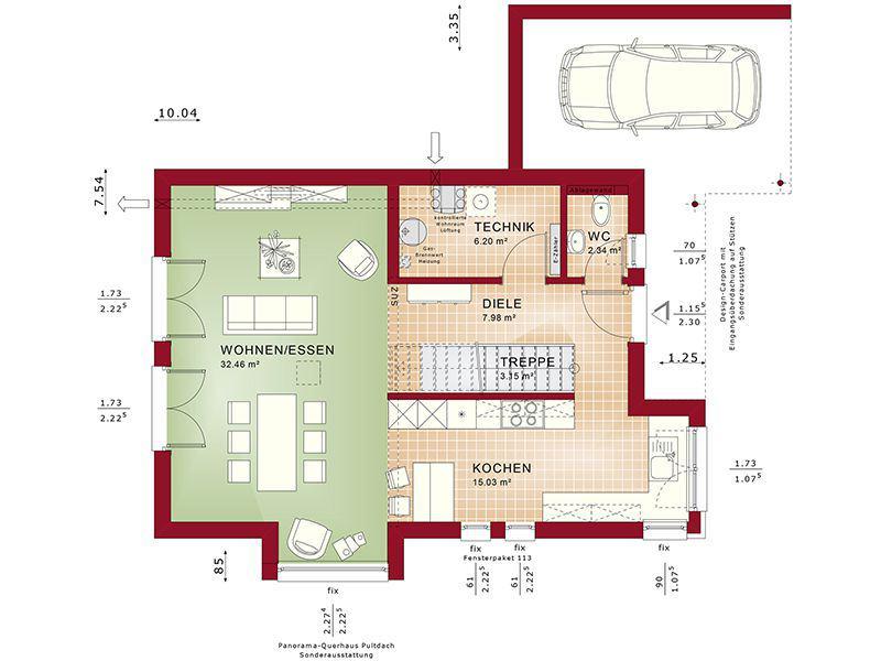 Grundriss Erdgeschoss Edition 4 V2 (Bien-Zenker)