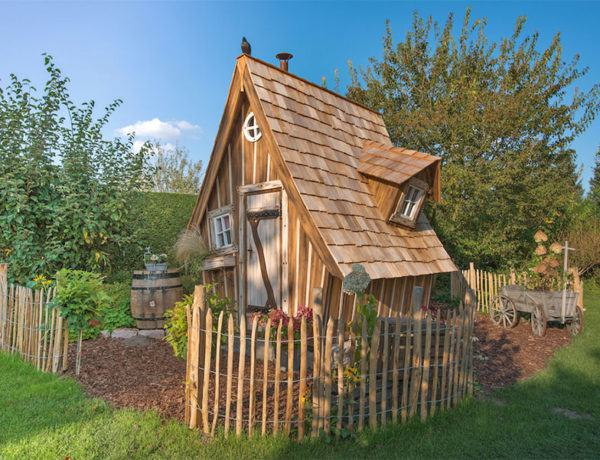 Gartenhaus von Lieblingsplatz