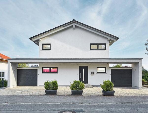 Luxhaus Landhaus139 - Aussenansicht