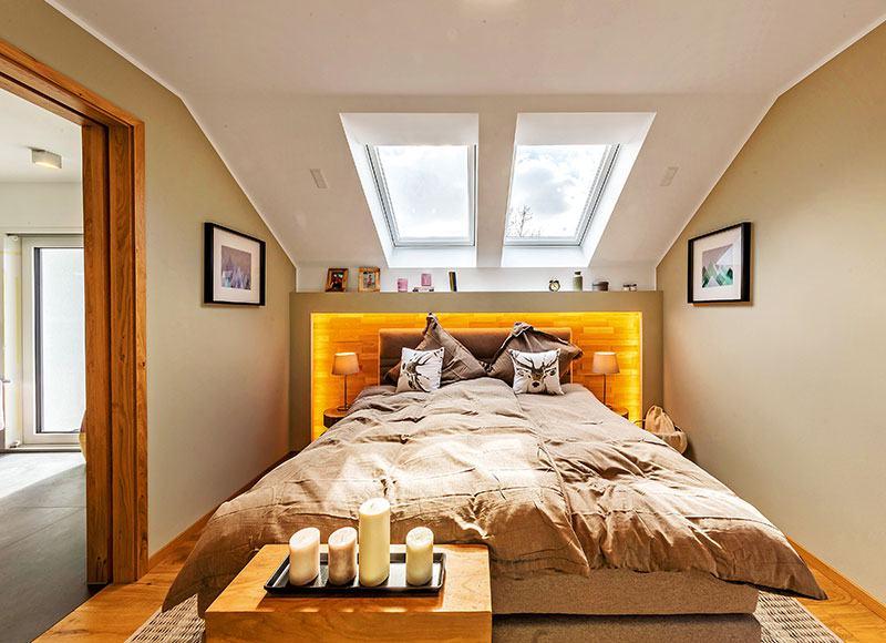 OKAL Fellbach - Schlafzimmer