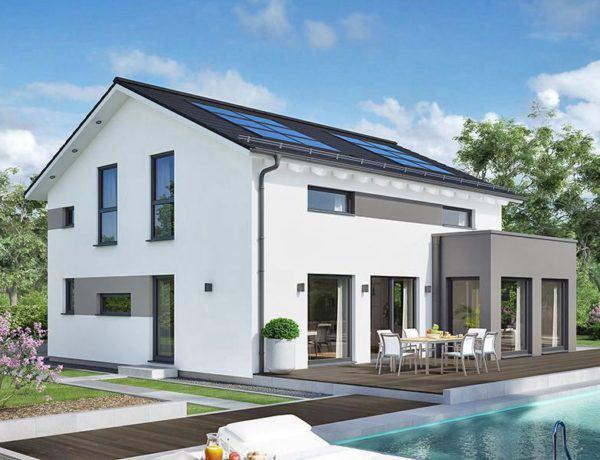 SUNSHINE 165 V4 D (Living Haus)