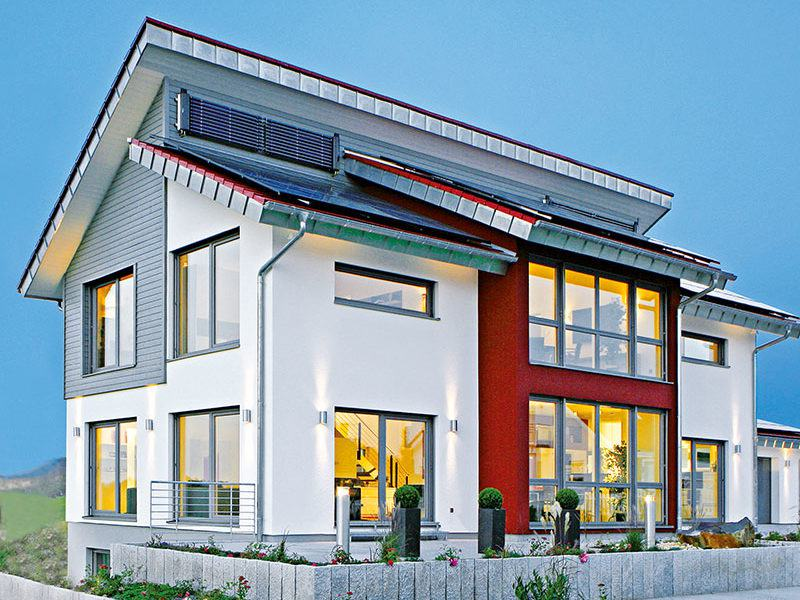 Weiss / Haus-Style