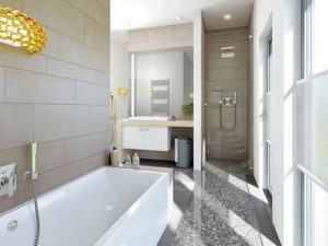 Entwurf Fantastic 161 V4 von Bien-Zenker Bad