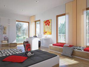 Wohnbeispiel Kinderzimmer (Living Haus)