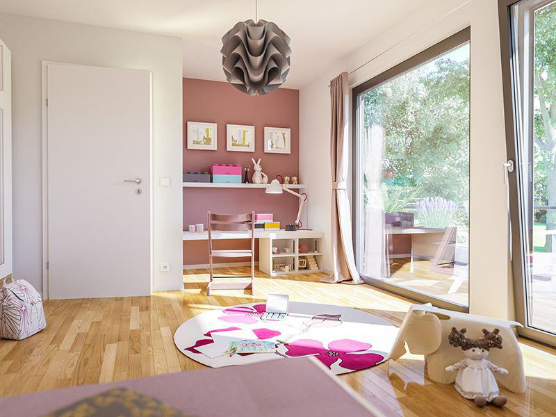 Entwurf Fantastic 163 V7 von Bien-Zenker Kinderzimmer