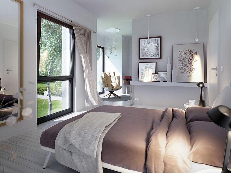 Solution 106 V6 a - Schlafzimmer - von Living Haus