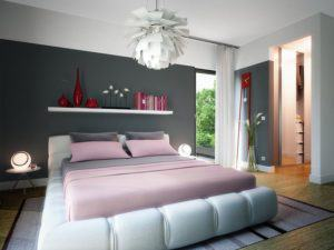 Wohnbeispiel Schlafzimmer Potsdam (Bien-Zenker)