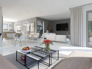 Entwurf Fantastic 161 V4 von Bien-Zenker Wohnbereich.