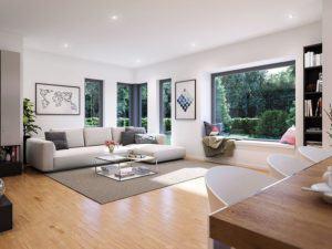 Entwurf Fantastic 162 V 4 von Bien-Zenker Wohnbereich