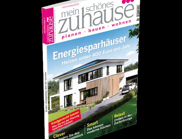 mein schönes zuhause°°° Ausgabe Mai/Juni 2017