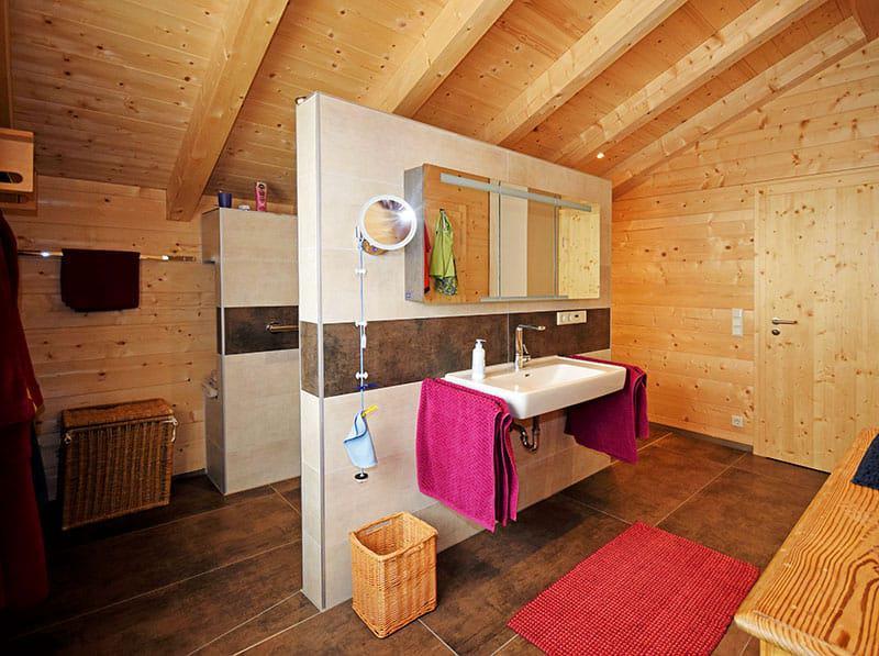 Entwurf Blockhaus Frankfurt von Chiemgauer Holzhaus | zuhause3.de