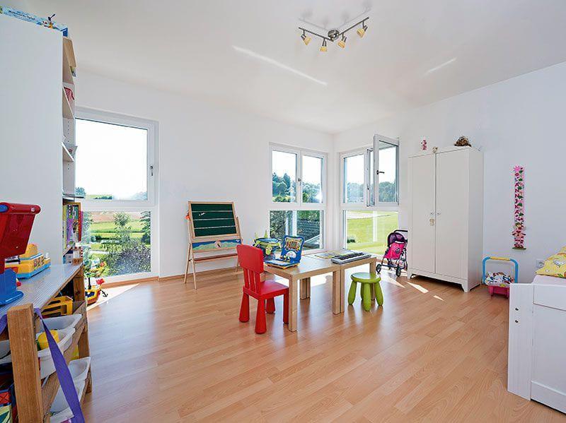 Entwurf Echinger - Kinderzimmer (Wolf System)