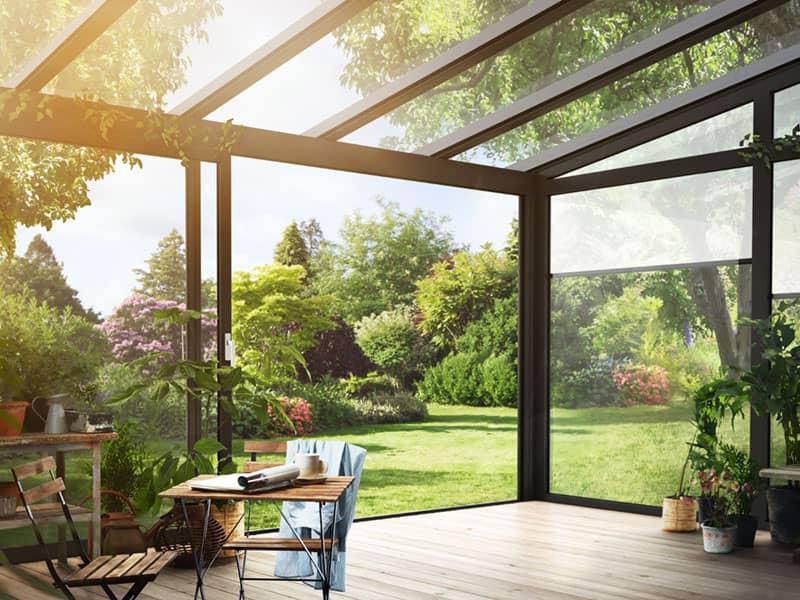 ein zimmer im freien der wintergarten. Black Bedroom Furniture Sets. Home Design Ideas