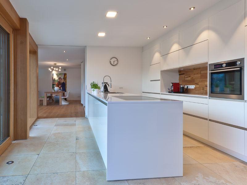 Küche Designhaus Bullinger von Baufritz