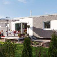 Wohnbox von schw rerhaus for Wohnbox fertighaus