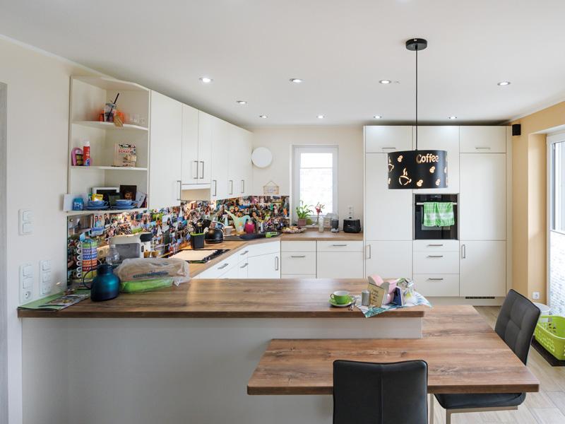 EFH 144 von Ytong Bausatzhaus. Küche