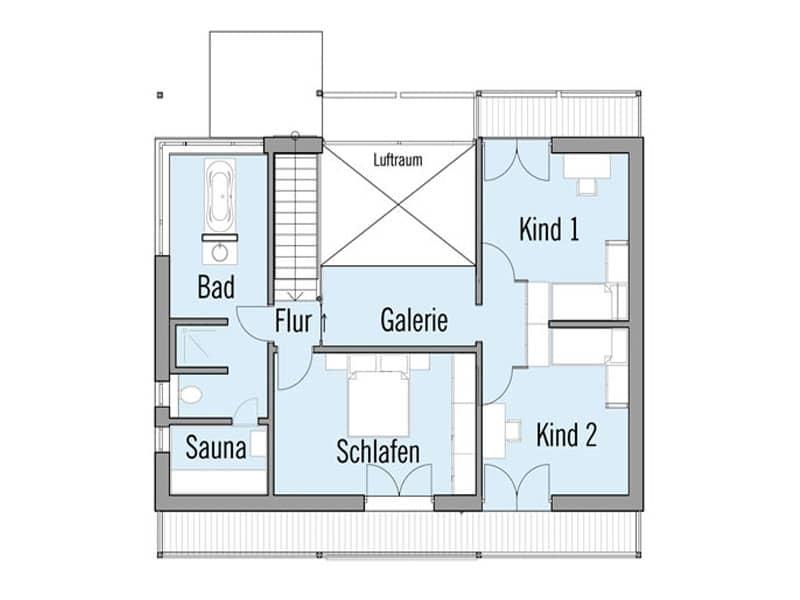 Baufritz Alpenchic