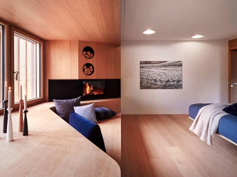 Schlafzimmer Entwurf Haussicht von Baufritz