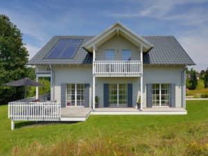 Landhaus Motz-Russ von Baufritz