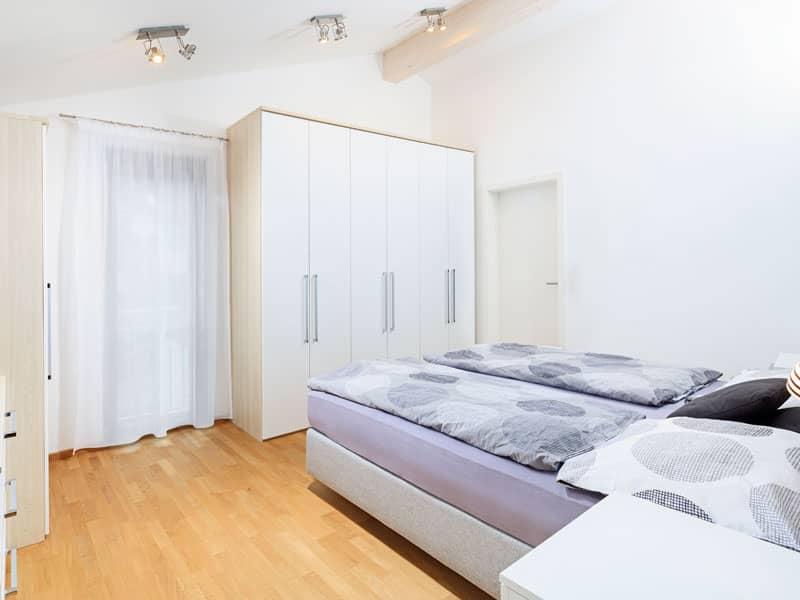 Schlafzimmer Bauvorhaben Schneider von Baufritz