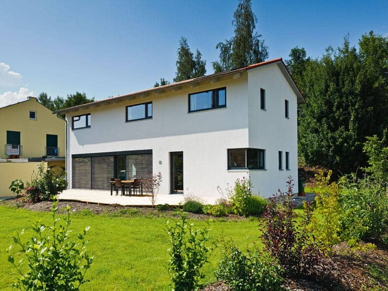 Landhaus 149 von Luxhaus Außenansicht