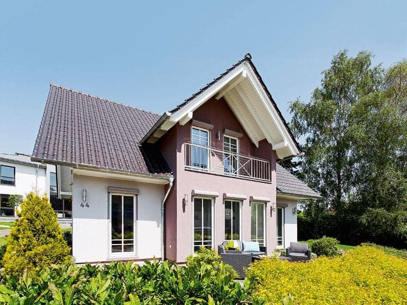 Entwurf R 99.20 von Fingerhut Haus Außenansicht