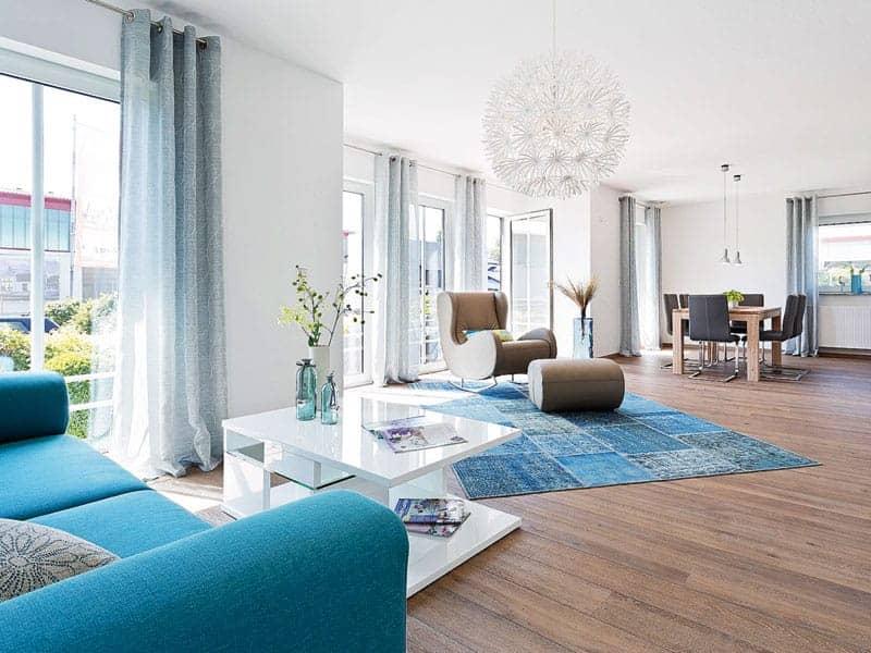 Entwurf R 99.20 von Fingerhut Haus Wohnzimmer