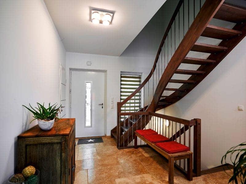 Entwurf Frankenbach von Gussek Haus Treppe