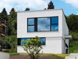 Entwurf Murano von Gussek Haus Außenansicht