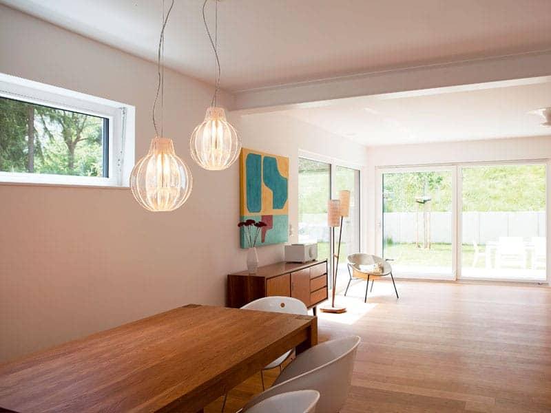 Entwurf Murano von Gussek Haus Wohnbereich