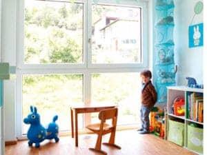 Entwurf Murano von Gussek Haus Kinderzimmer
