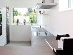 Entwurf Murano von Gussek Haus Küche
