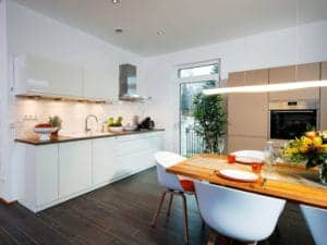 Villa Köpenick von Heinz von Heiden Küche