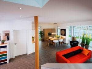 Villa Köpenick von Heinz von Heiden Wohn-Ess-Bereich
