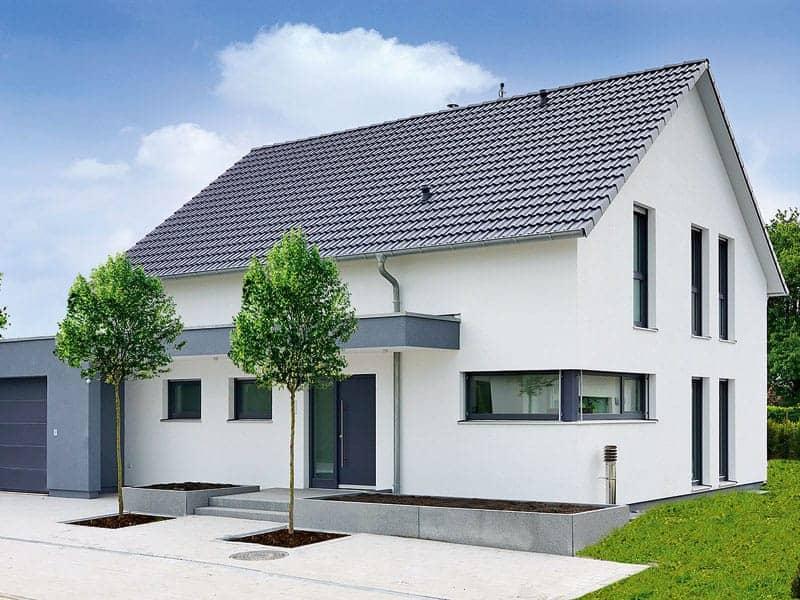 Entwurf Musterhaus LIFE von Fertighaus Weiss | zuhause3.de