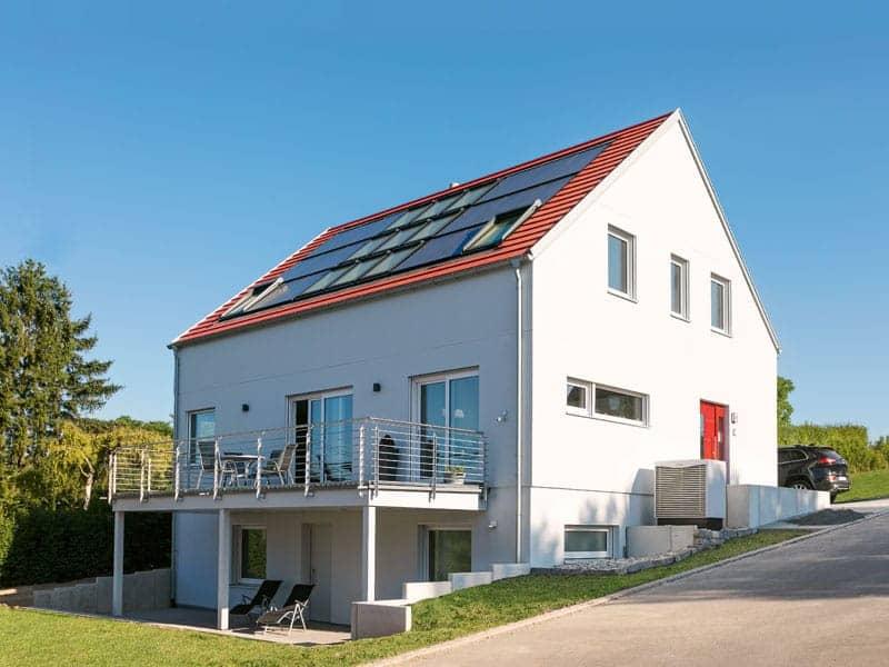 Entwurf Healthy Home von Schwörerhaus Außenansicht
