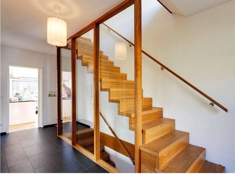 Entwurf Gwandtner von Sonnleitner Treppe