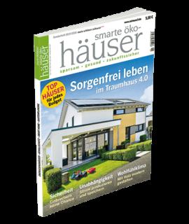 Cover smarte ökohäuser 2017/2018