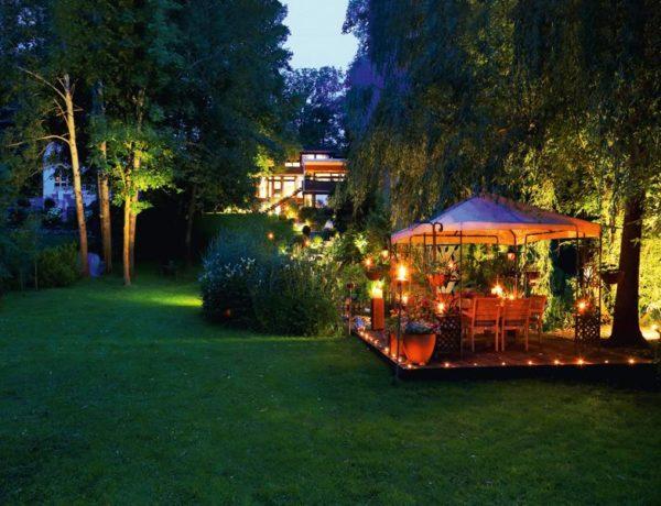 Lichtplanung der Gärtner von Eden